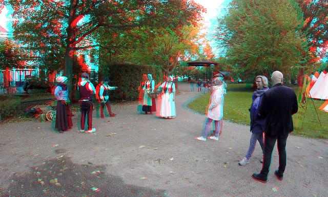 GOUDA 750 jaar 3D GoPro