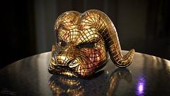 VIP Buffalo Mask -- Blood Version