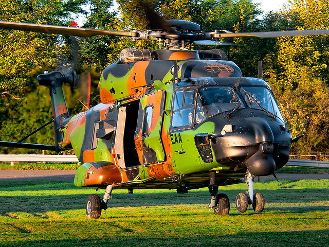 NH Industrie NH90-TTH Caïman Armée de Terre N° 1239 F-MEAA