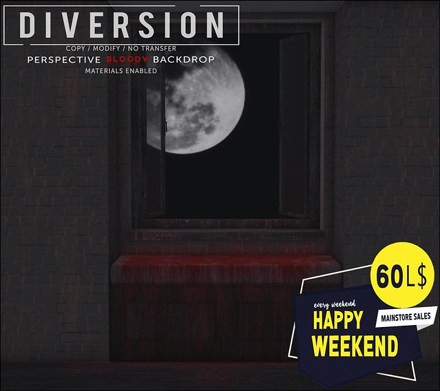 Diversion for Happy Weekend ♥