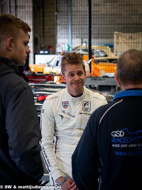 2021 Spa Six Hours: Alex Brundle