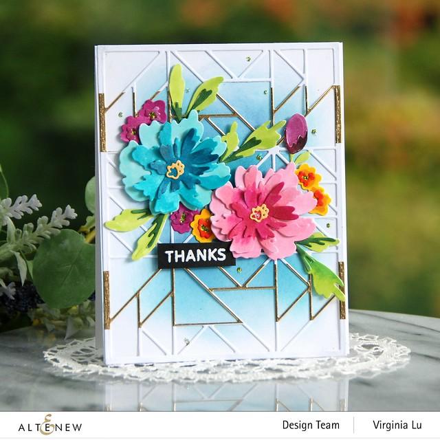 Altenew-10232021-SimpleShapeCoverDie-Painted Blooms Die Set-PAFAfrican Daisy-001