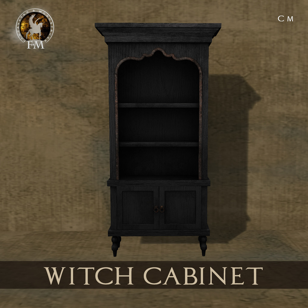 F&M Witch Cabinet