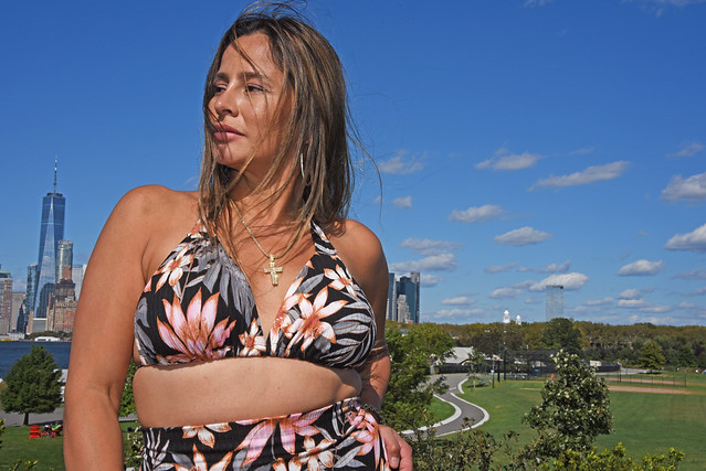 Picture Taken Of Carolina At Governors Island In New York City. Photo Taken Sunday September 26, 2021