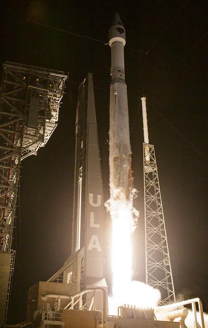 Lucy Spacecraft Launch (NHQ202110160010)