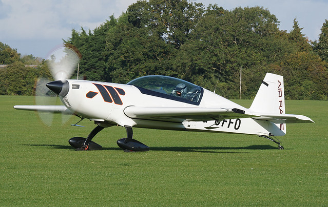 G-OFFO Sywell 15-10-21