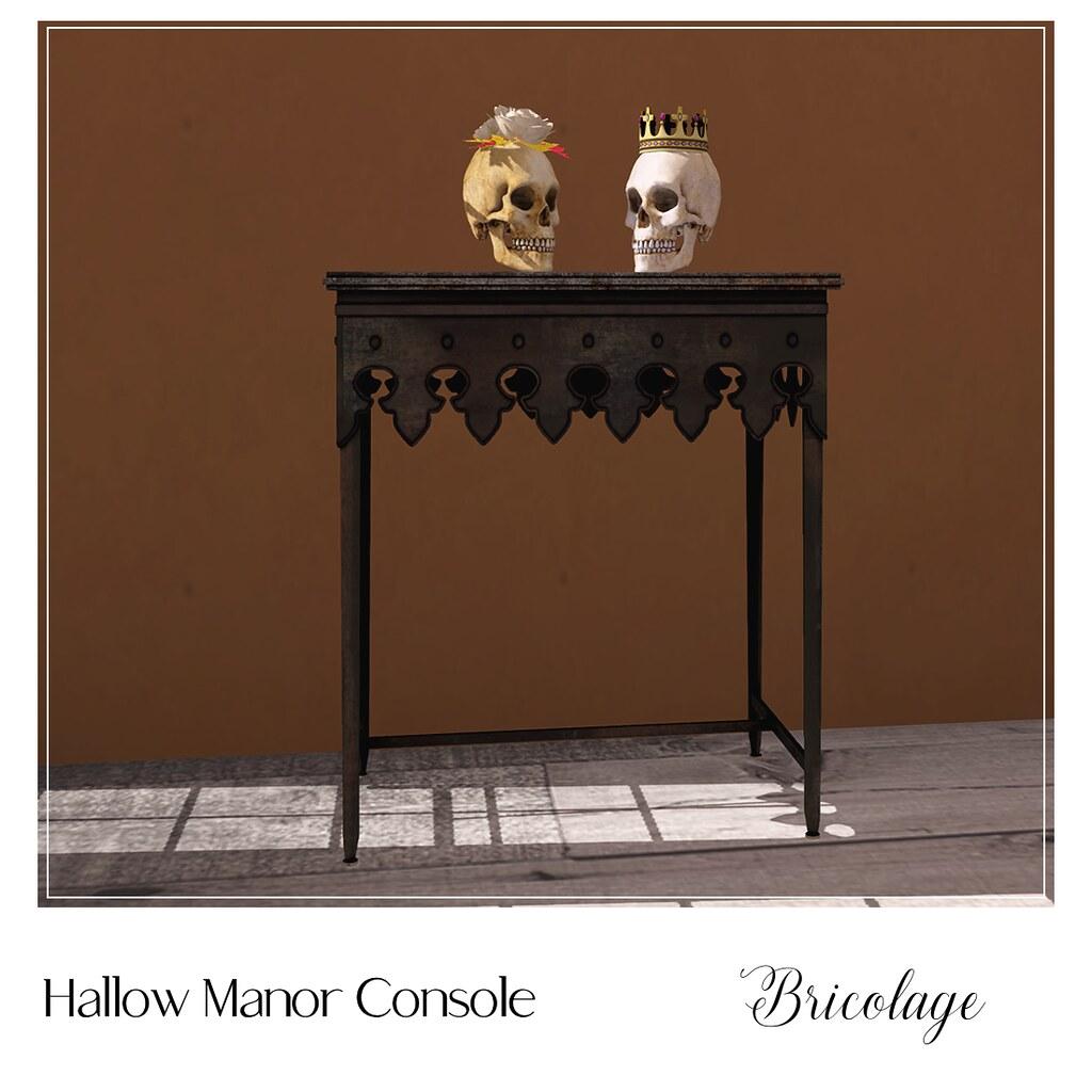 Hallow Manor Hunt Gift
