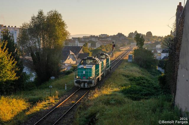 [SNCF] BB 60091 + BB 60075