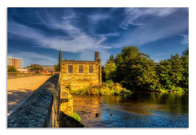 Chantry Bridge Chapel