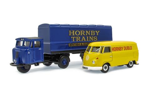 Dublo lorries