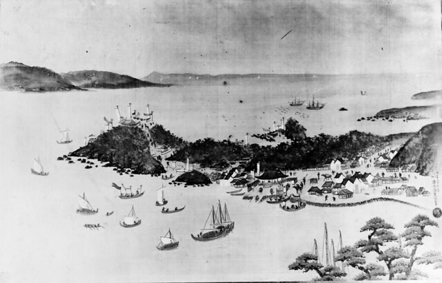 USN first Visit to Japan in 1846