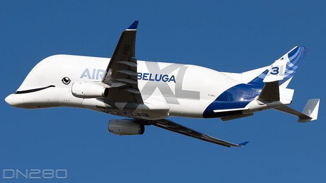 Airbus Transport International  A330-743L Beluga XL F-GXLI XL3