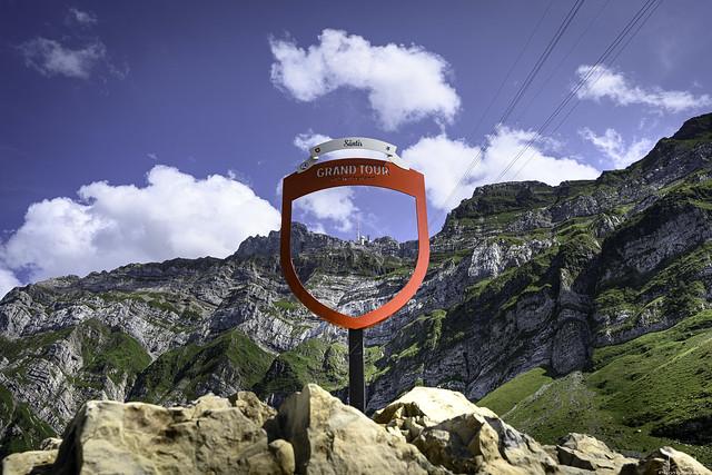 Photospot on the Grand Tour of Switzerland - Säntis - Appenzell - Switzerland