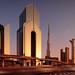 Downtown of Dubai
