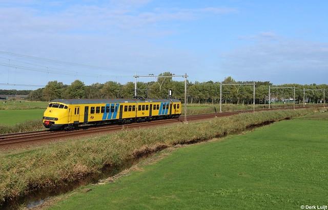 NSM 876, Voorhout, 16-10-2021 13:02