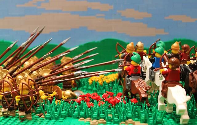 The Battle of Jaxartes, 329 B.C.