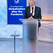 President of ECB Gives Per Jacobsson Lecture