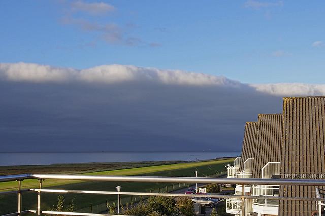 Impressive cloud bank