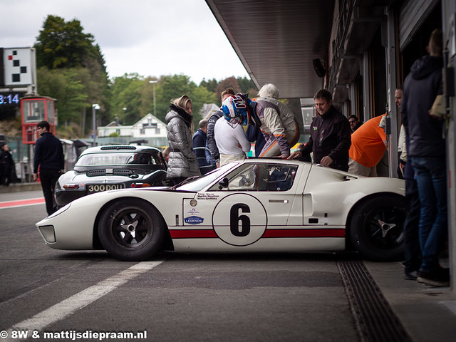 2021 Spa Six Hours: Ford GT40
