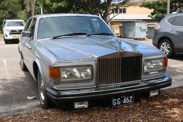 1985 Rolls Royce Silver Spirit