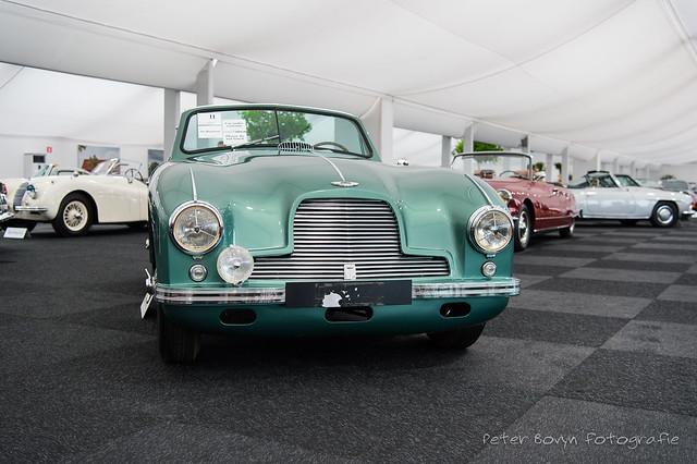 Aston Martin DB2 Vantage Drophead Coupé - 1953