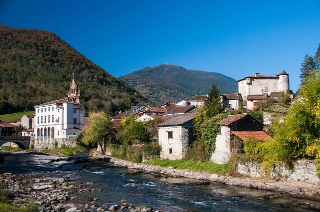Belle journée d'automne (Ariège)