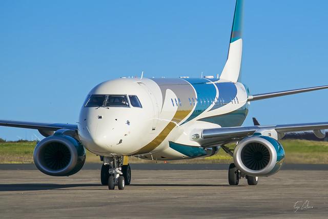 PS-LIA Embraer 190 Lineage 1000 Abernessia Gestao de Ativos LFLX