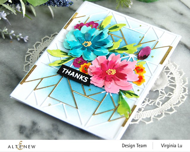 Altenew-10232021-SimpleShapeCoverDie-Painted Blooms Die Set-PAFAfrican Daisy-003