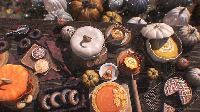 Soup Harvest
