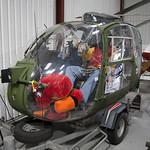 Westland-Aerospatiale SA341B Gazelle AH1 ZB686 THM 13-11-14