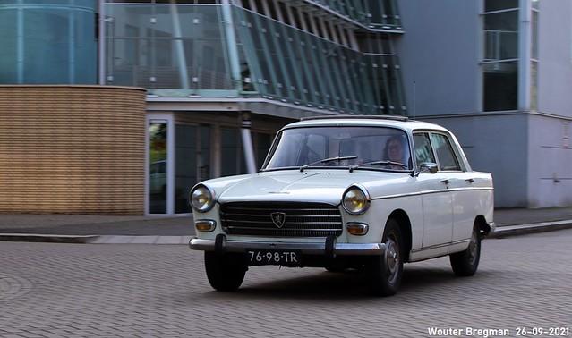 Peugeot 404 1972