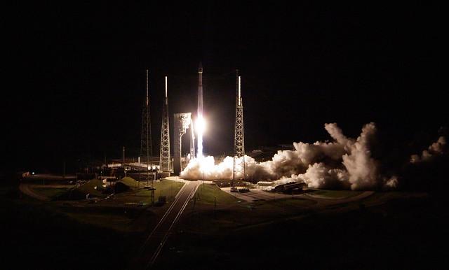 Lucy Spacecraft Launch (NHQ202110160012)