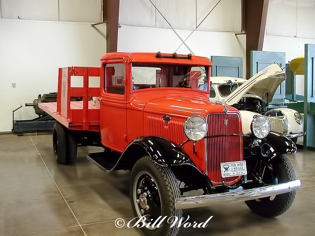 1934 Ford Flat Bed Truck a