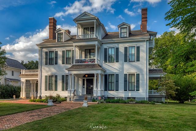 Joseph Duncan House, Jacksonville, Illinois