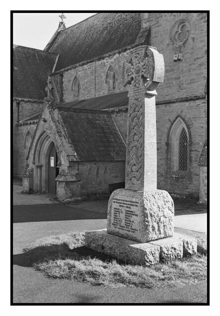 Charlestown War Memorial.