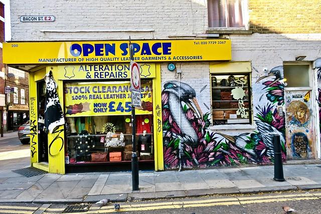 Open Space, London, UK
