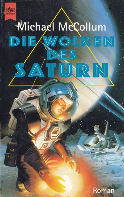 Michael McCollum / Die Wolken des Saturn