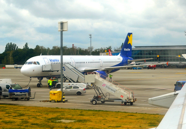 Airbus A321 Kharkiv Airlines
