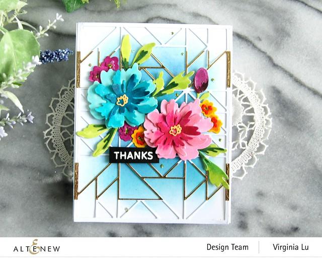 Altenew-10232021-SimpleShapeCoverDie-Painted Blooms Die Set-PAFAfrican Daisy-004