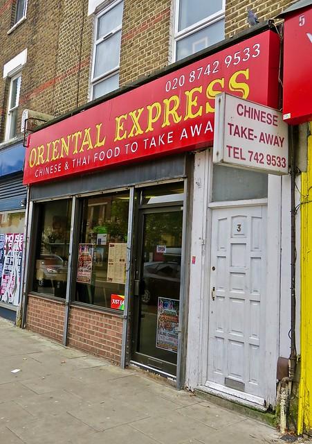Oriental Express, London, UK