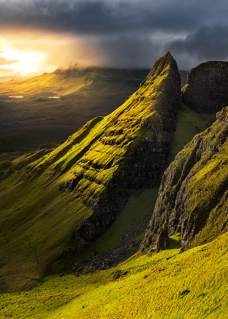 Spotlight - Dun Dubh, Isle of Skye, UK.