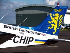 G-CHIP, Solent Airport 16/10/21
