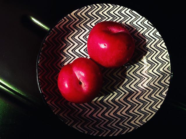 #Fruits #PrunusVictoria
