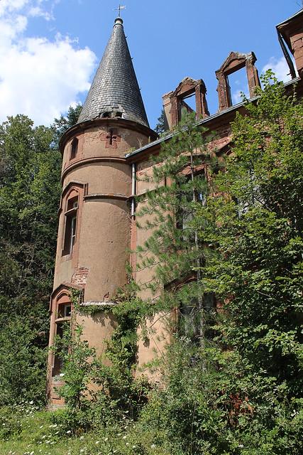 Le château au bois poussant #4