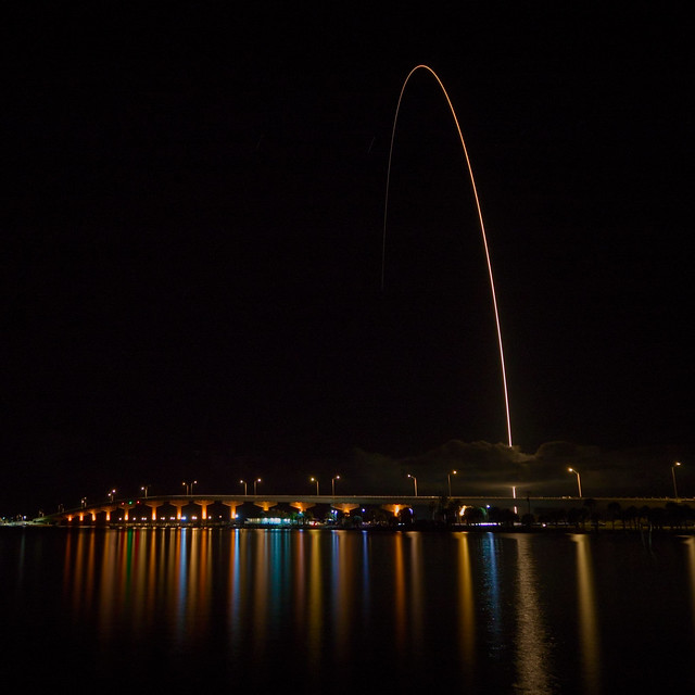 Lucy launched on an Atlas V