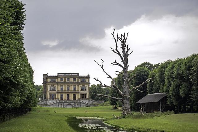Huis Elswout bij Overveen