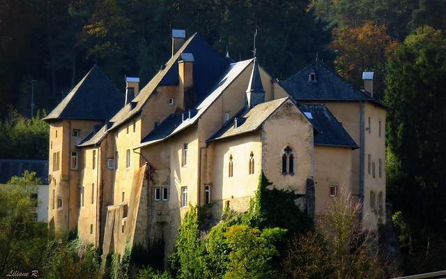 Château de Bourglinster ...