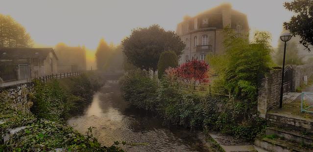 L'automne en Bretagne.