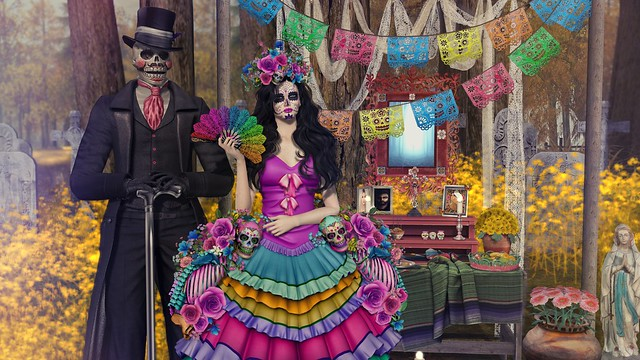 My Korner #711 - Day of the Dead!
