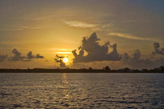Bimini sunrise